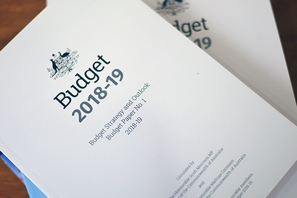 How does the 2018 Federal Budget impact you?